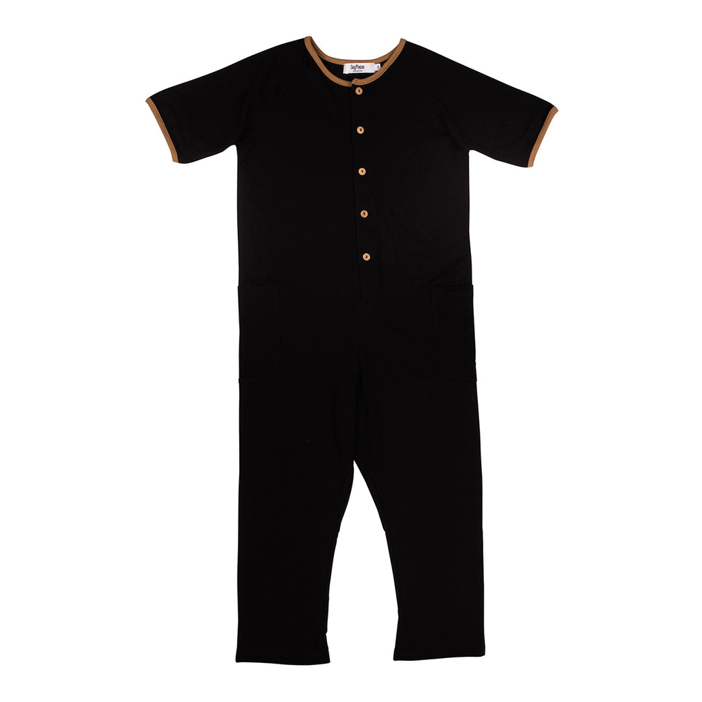 black - jumpsuit