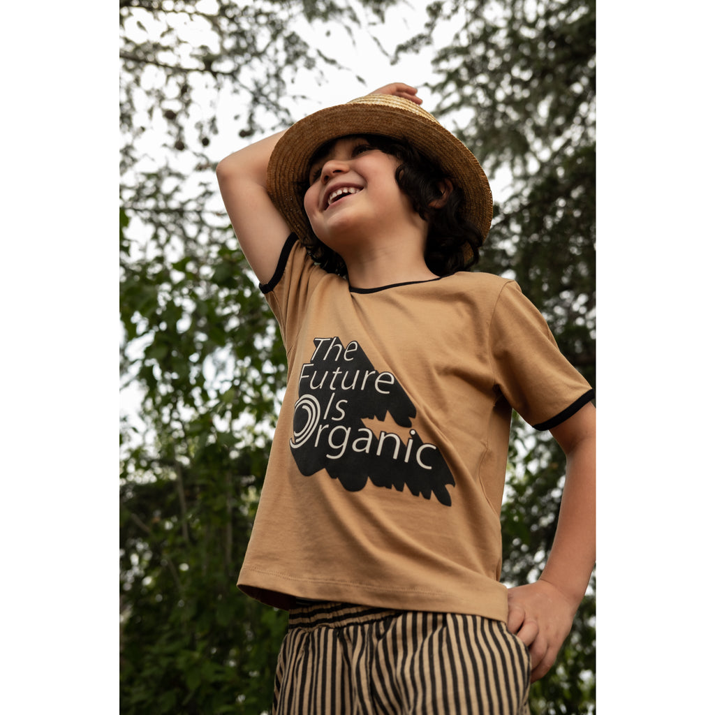 the future is organic - t-shirt