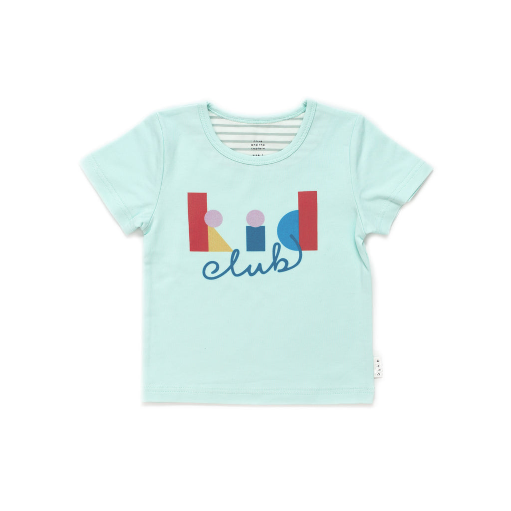 kid club - t-shirt