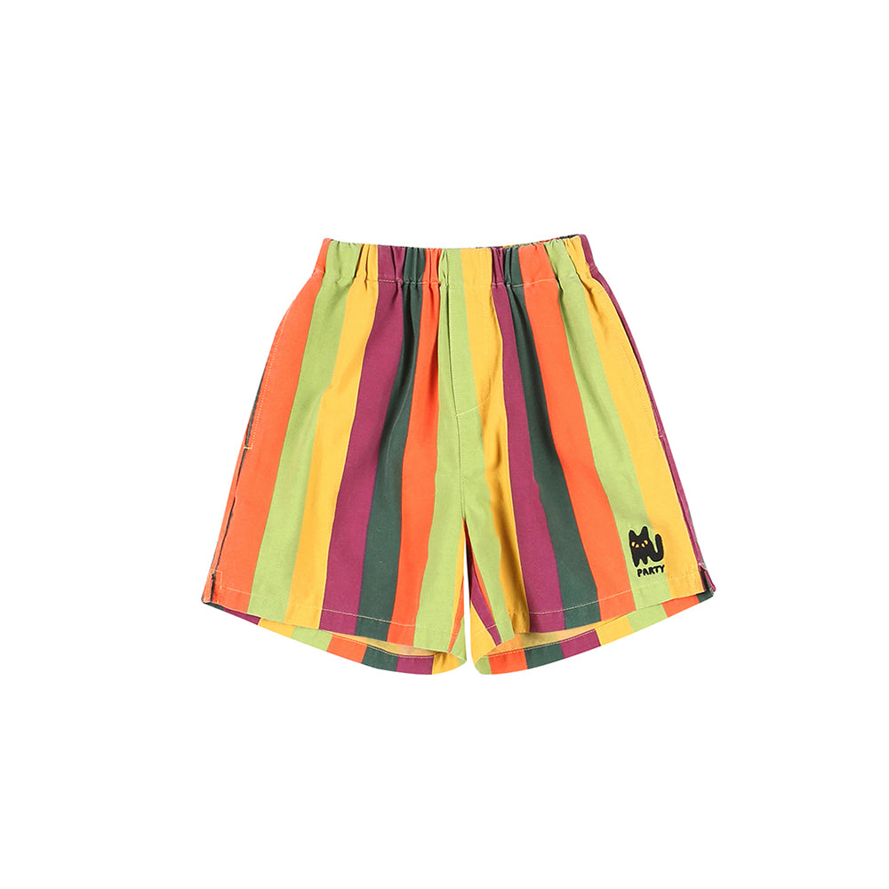 rainbow stripe - pants