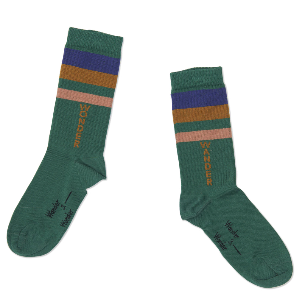 forest stripe - socks