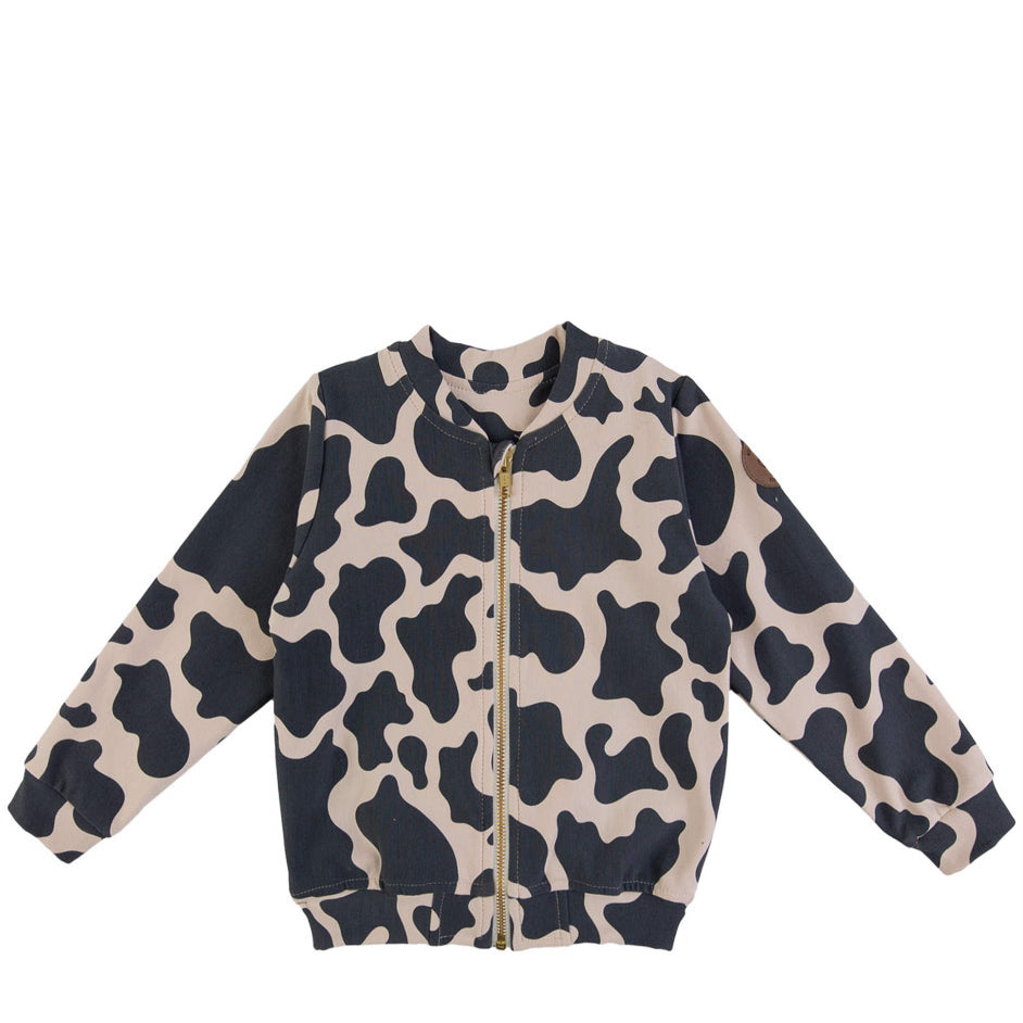 patches bomber - jacket