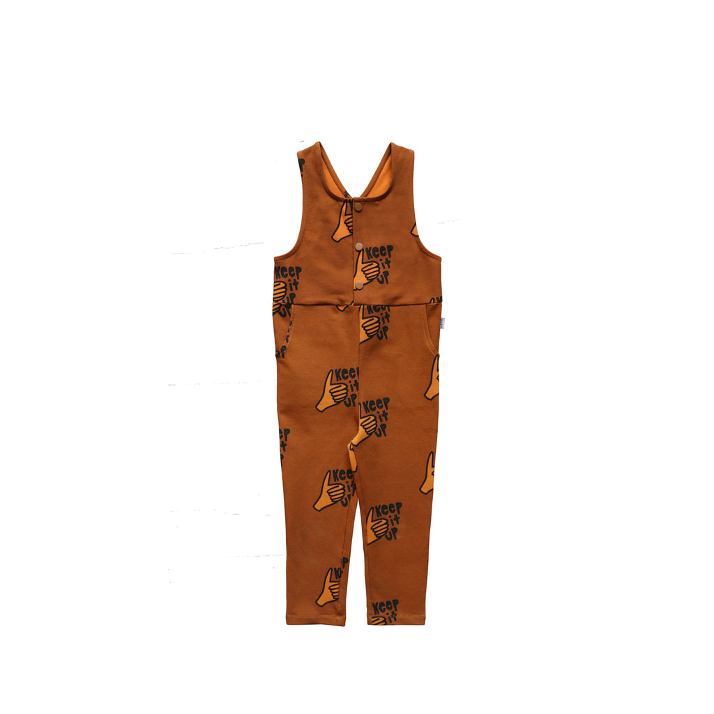 keep it up  - dungaree