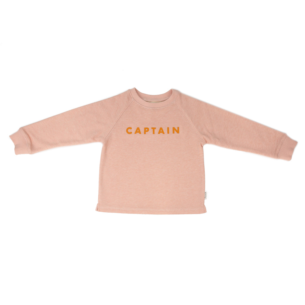 captain  - sweater