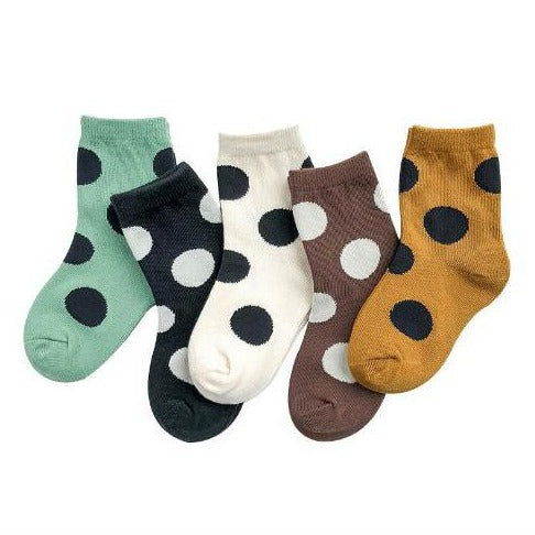 dots fine - socks