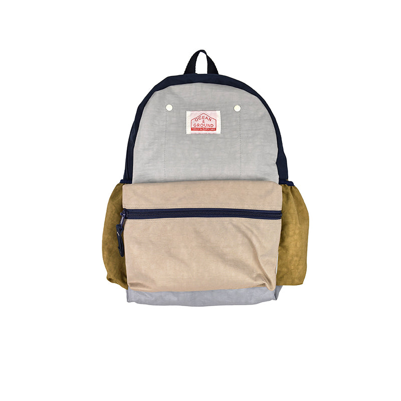 Crazy Light Grey - backpack