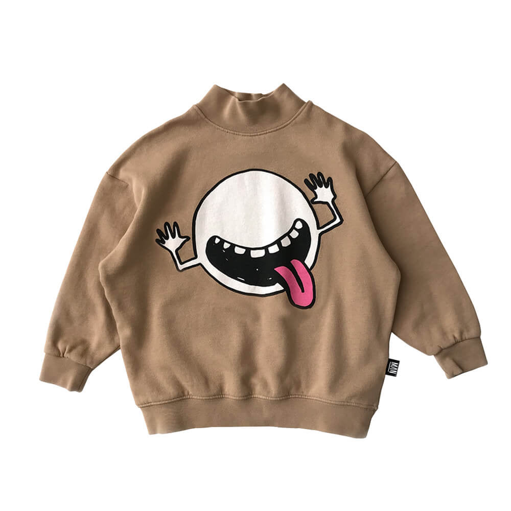 Cosmic Cutie high collar - sweater