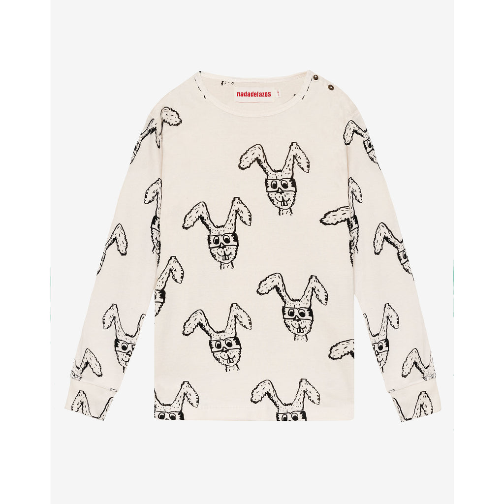 superbunnies ls - t-shirt