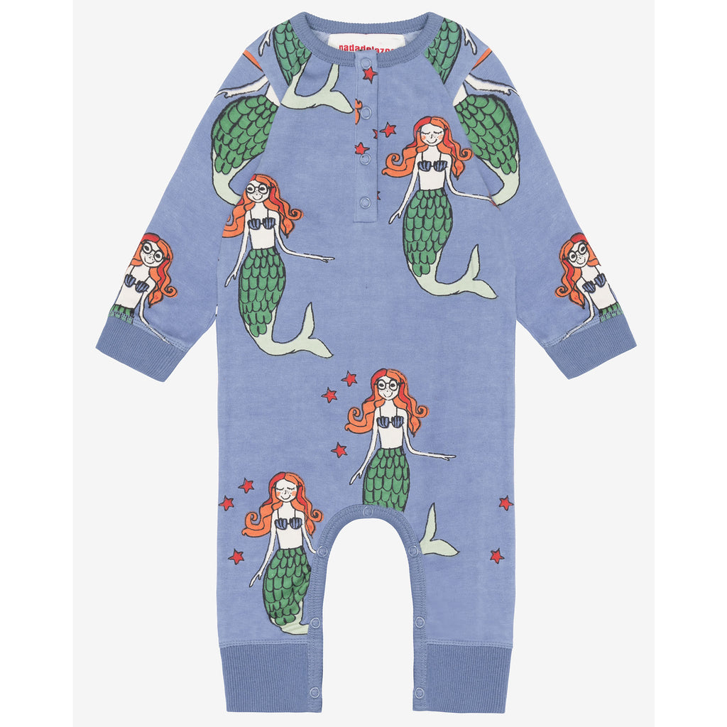 happy mermaids - onesie