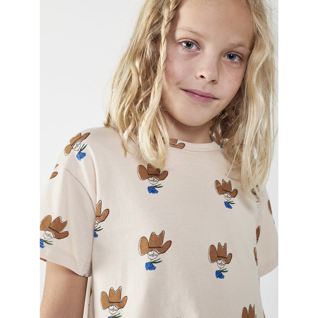 overall cowboy - t-shirt