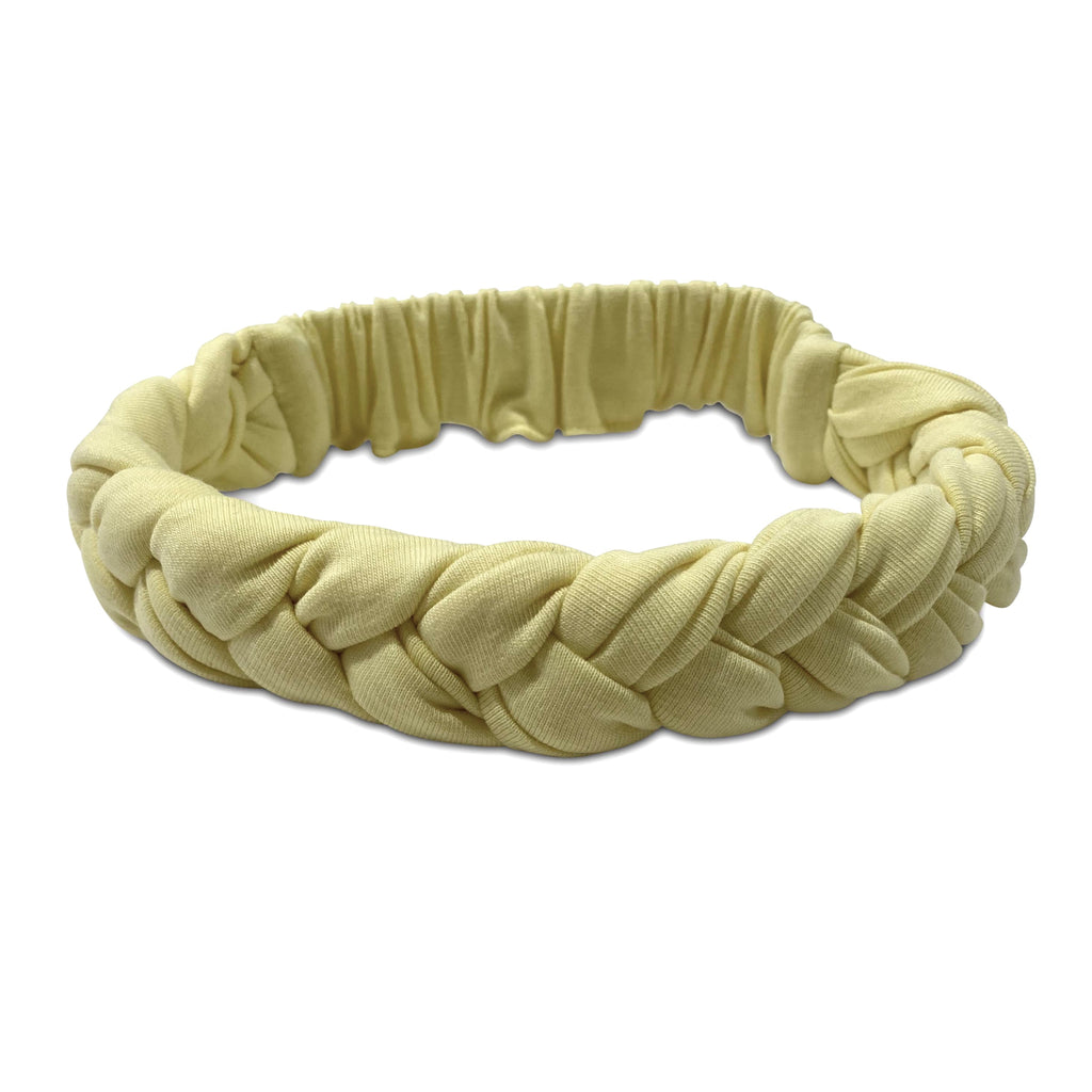 braided banana - headband