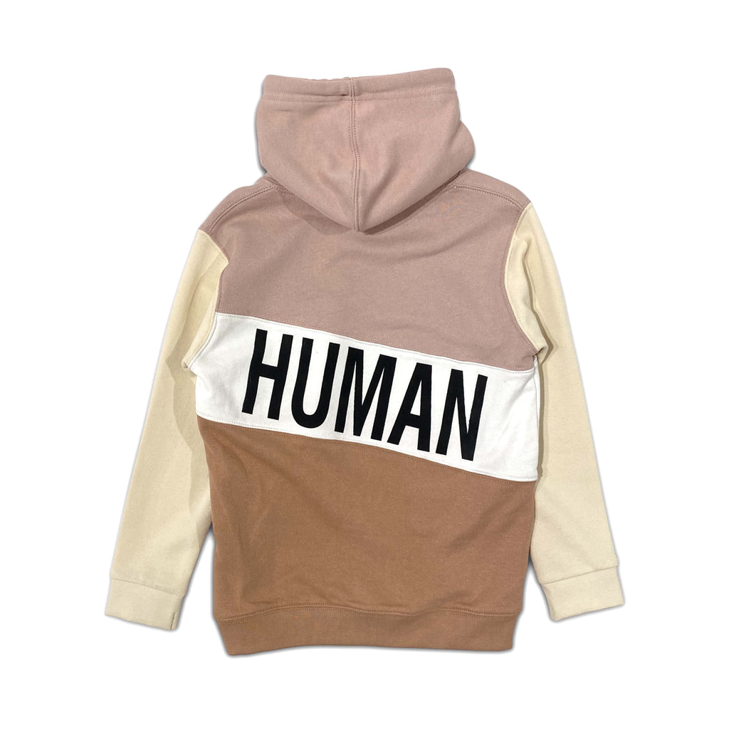 happy human sepia rose - sweater