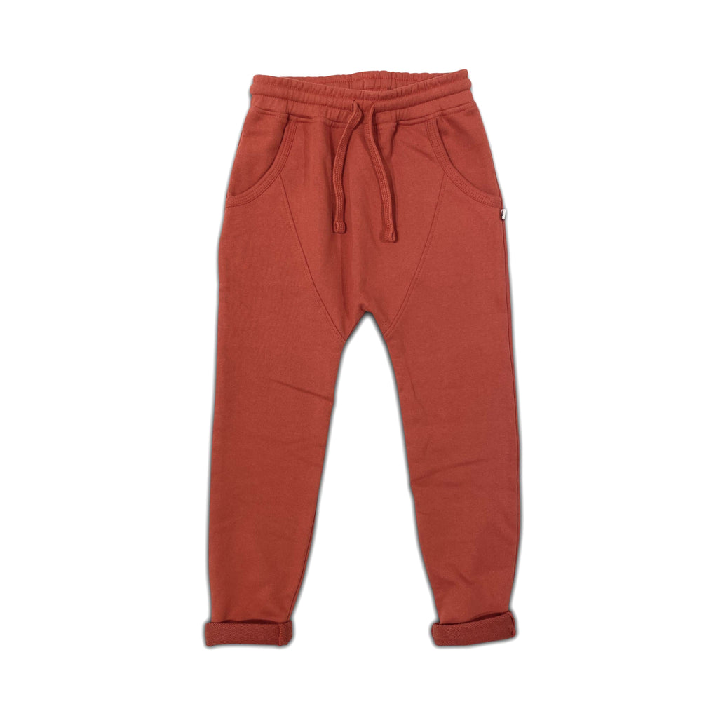 light jogger lava - pants