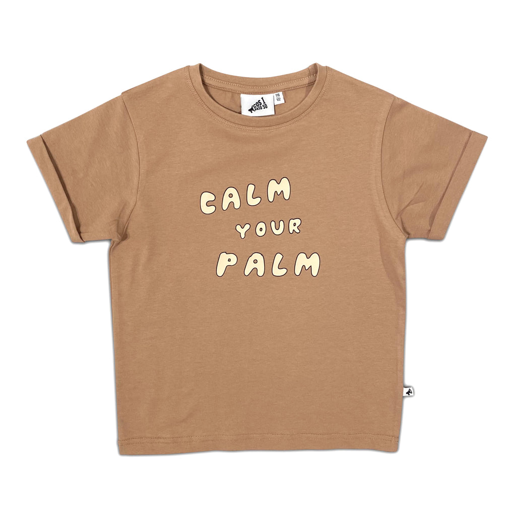 calm your palm - t-shirt