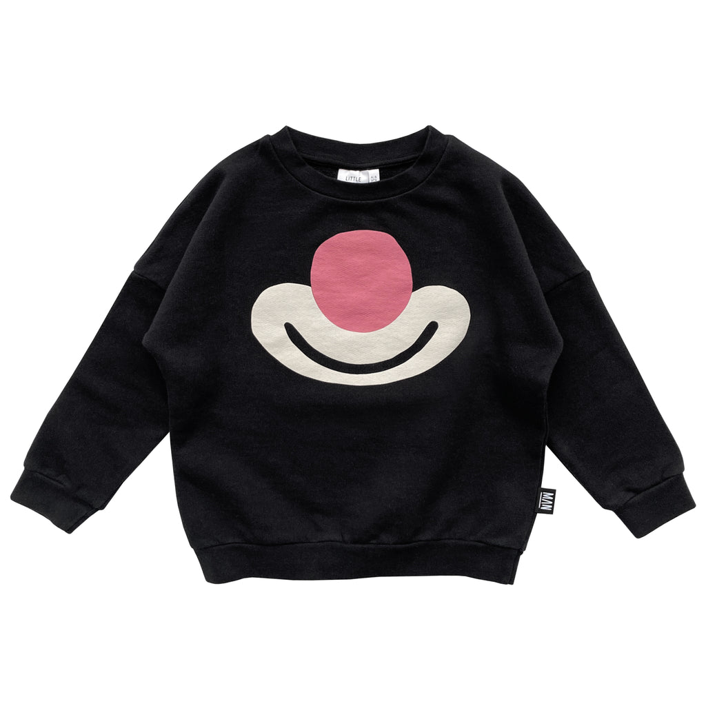 clown - sweater