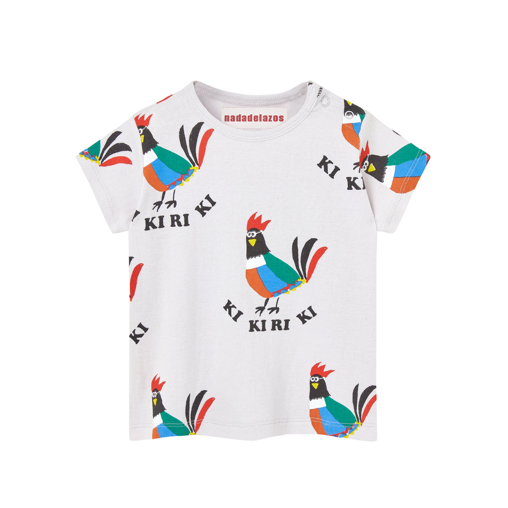 BB rooster cool - t-shirt