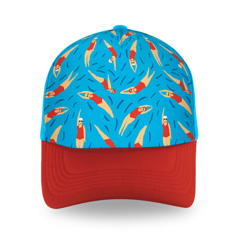 swimmers - hat