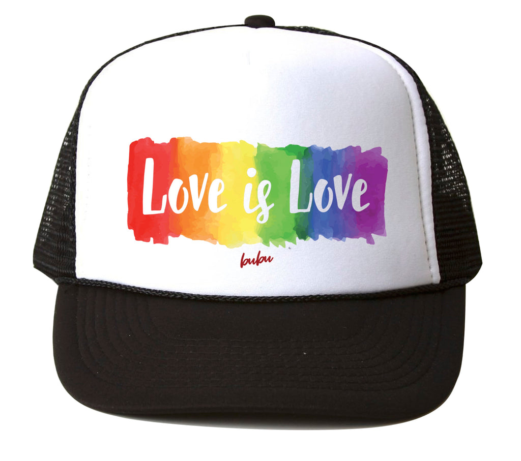 love is love - hat