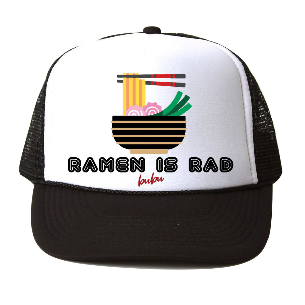 ramen is rad - hat