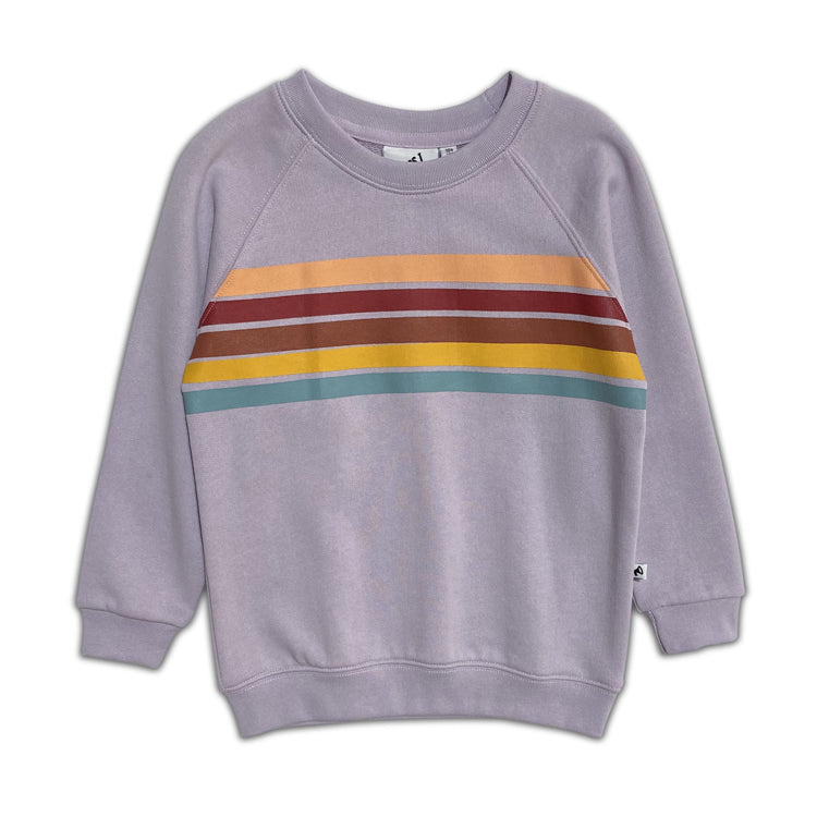 rainbow orchid - sweater