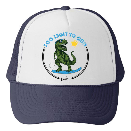 too legit to quit  - hat
