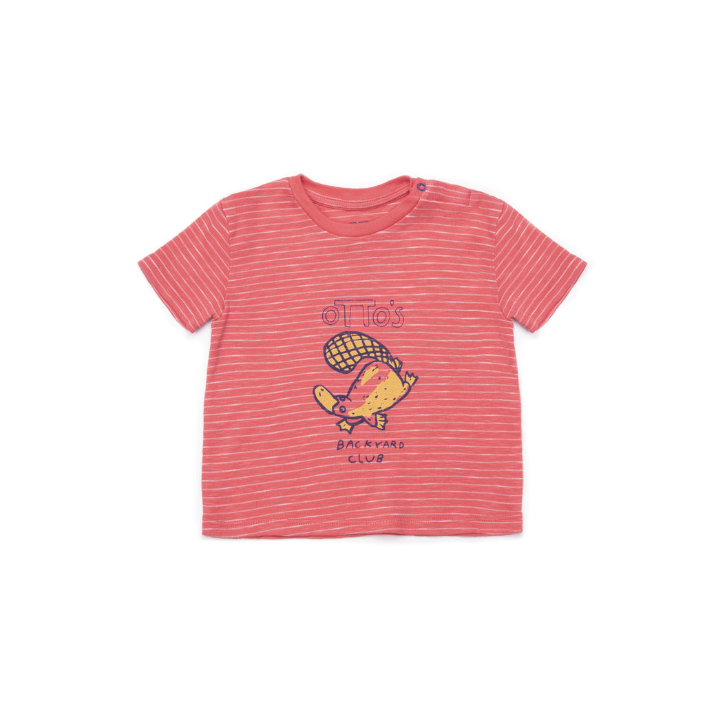 coral otto - t-shirt