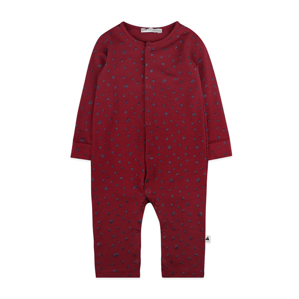 zepp bordeaux  - jumpsuit