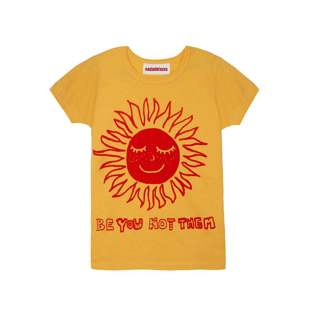 be you not them - t-shirt