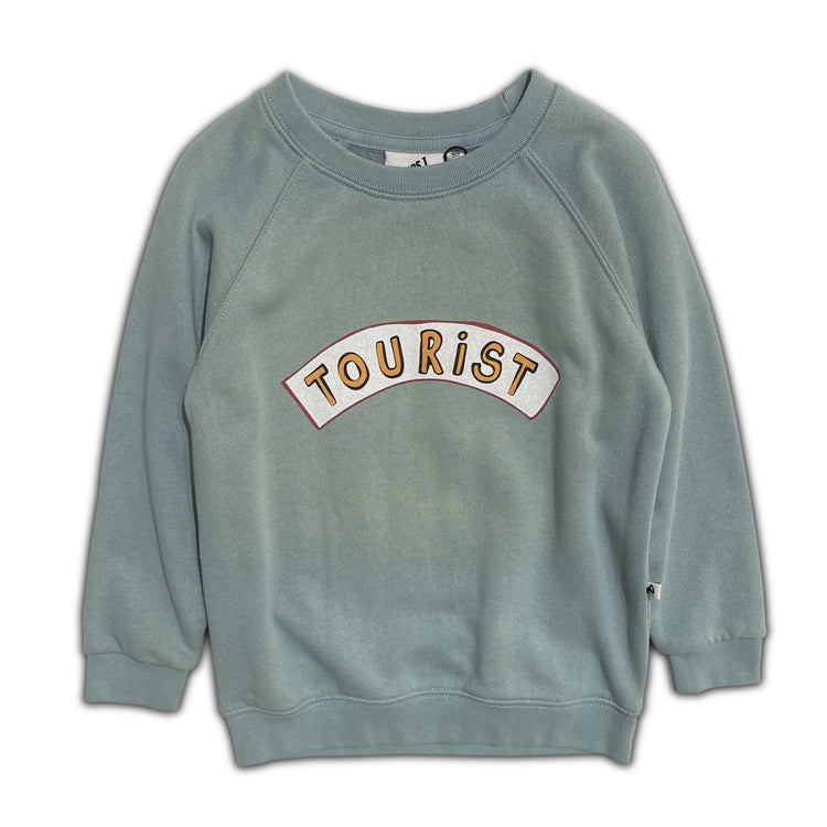 tourist - sweater