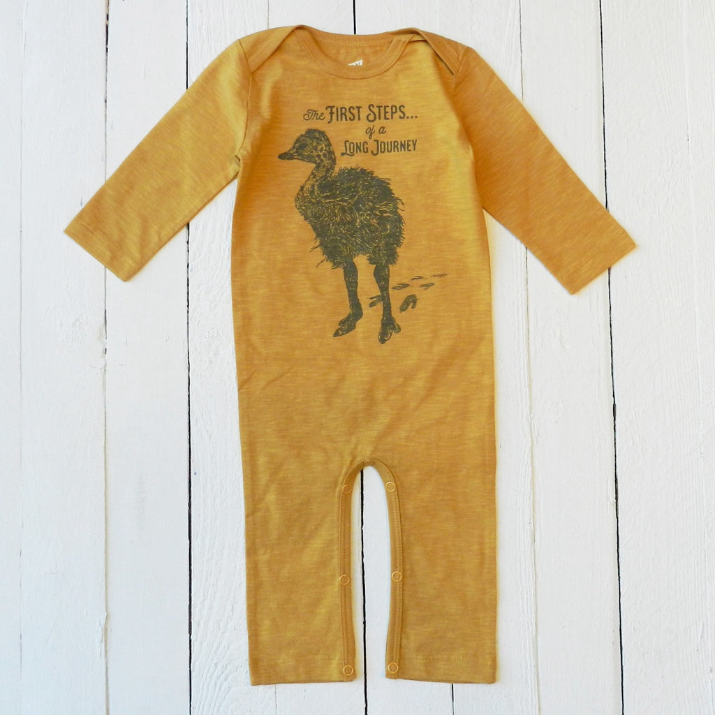 ostrich chick - jumpsuit