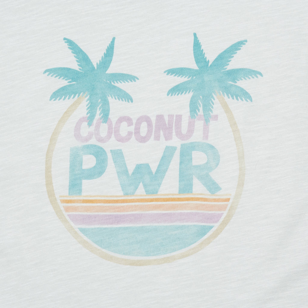 coconut pwr - t-shirt