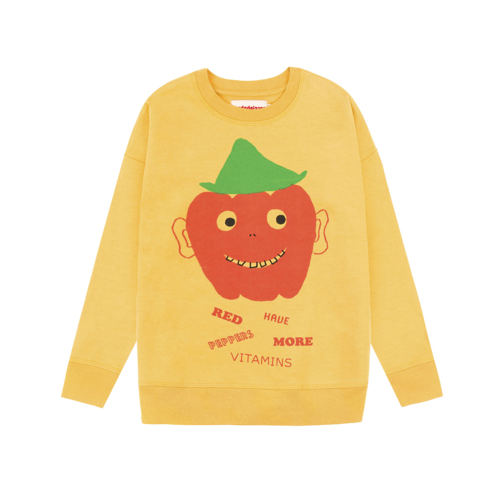 red peppers  - sweater