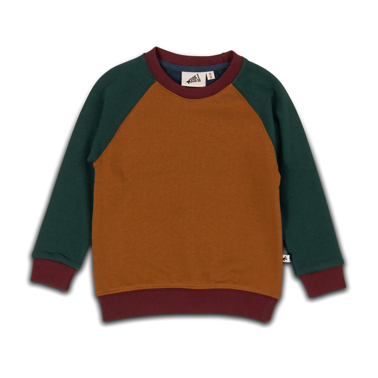 color block  - sweater