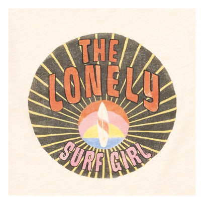 lonely surfer girl - t-shirt