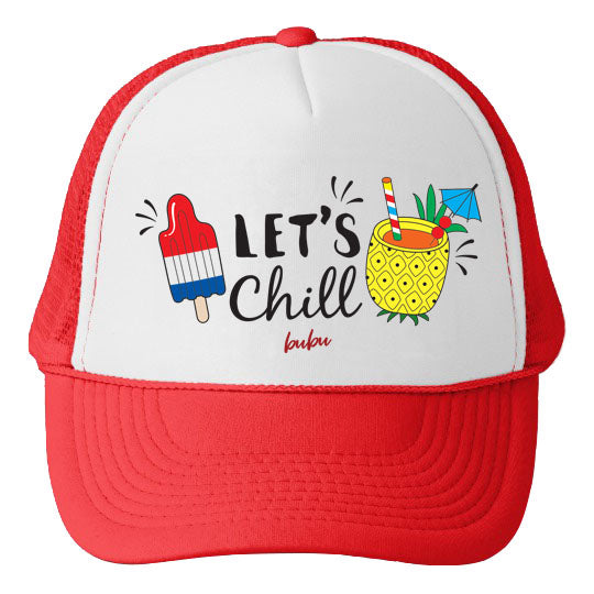 let's chill - hat