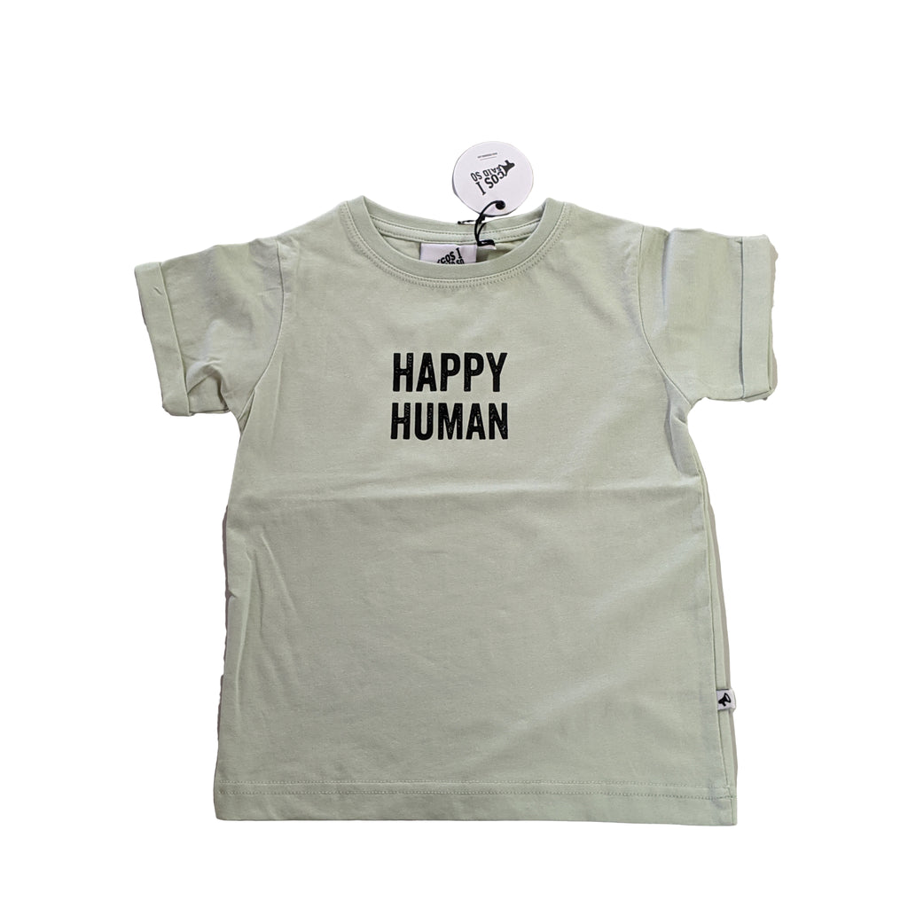happy human surf - t-shirt