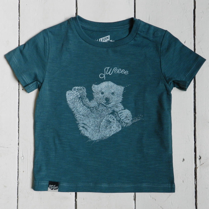 polar bear - t-shirt
