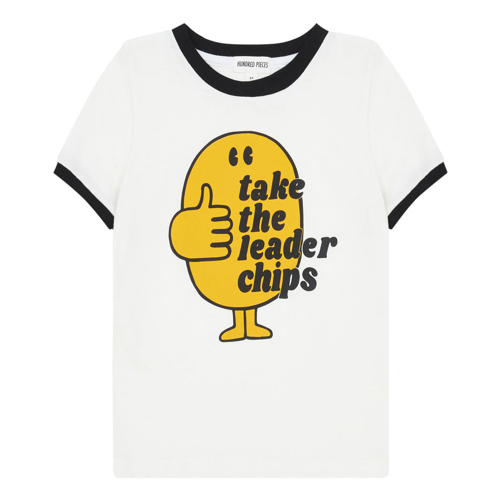 take the leader chips - t-shirt