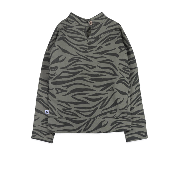 dexx army tiger  - sweater