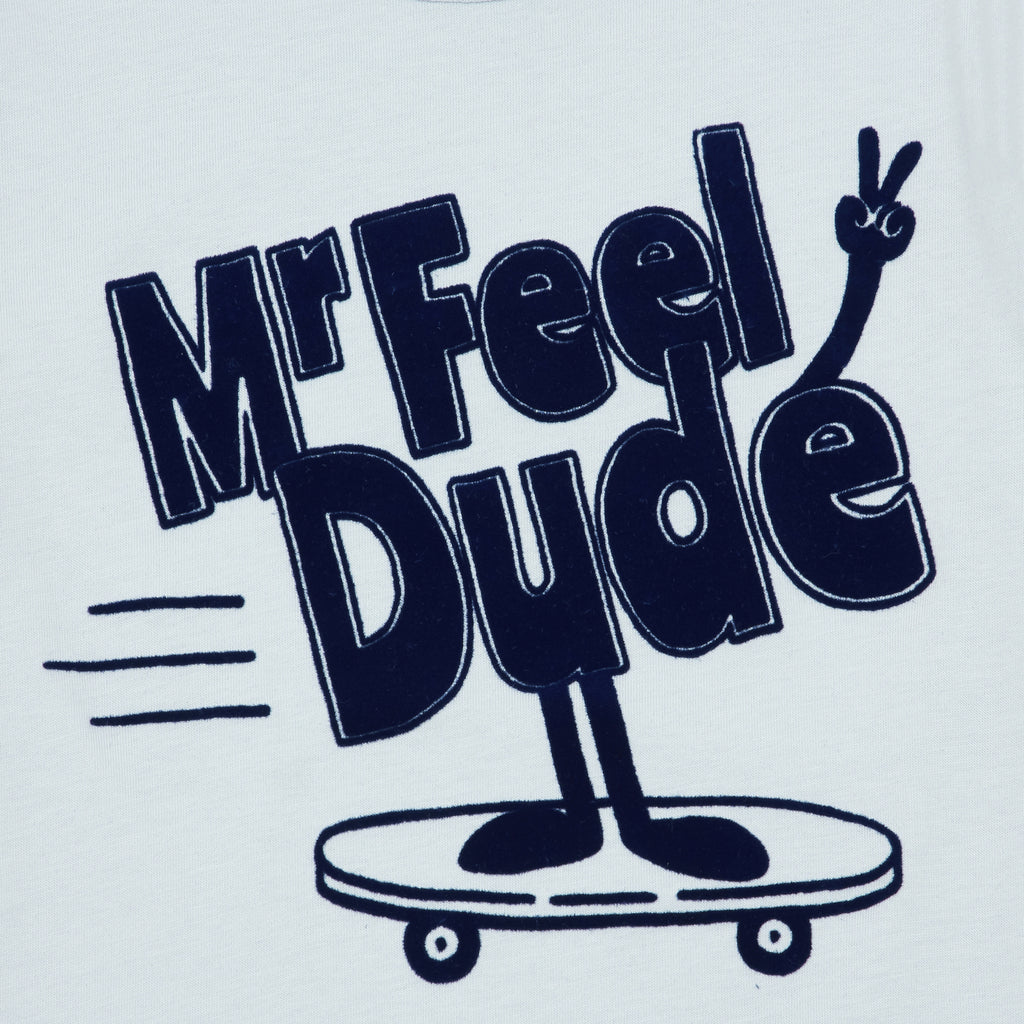 mr feel dude - t-shirt