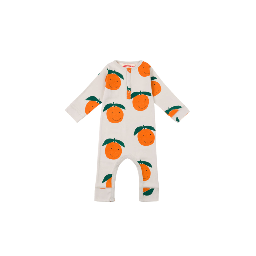 happy oranges  - onesie