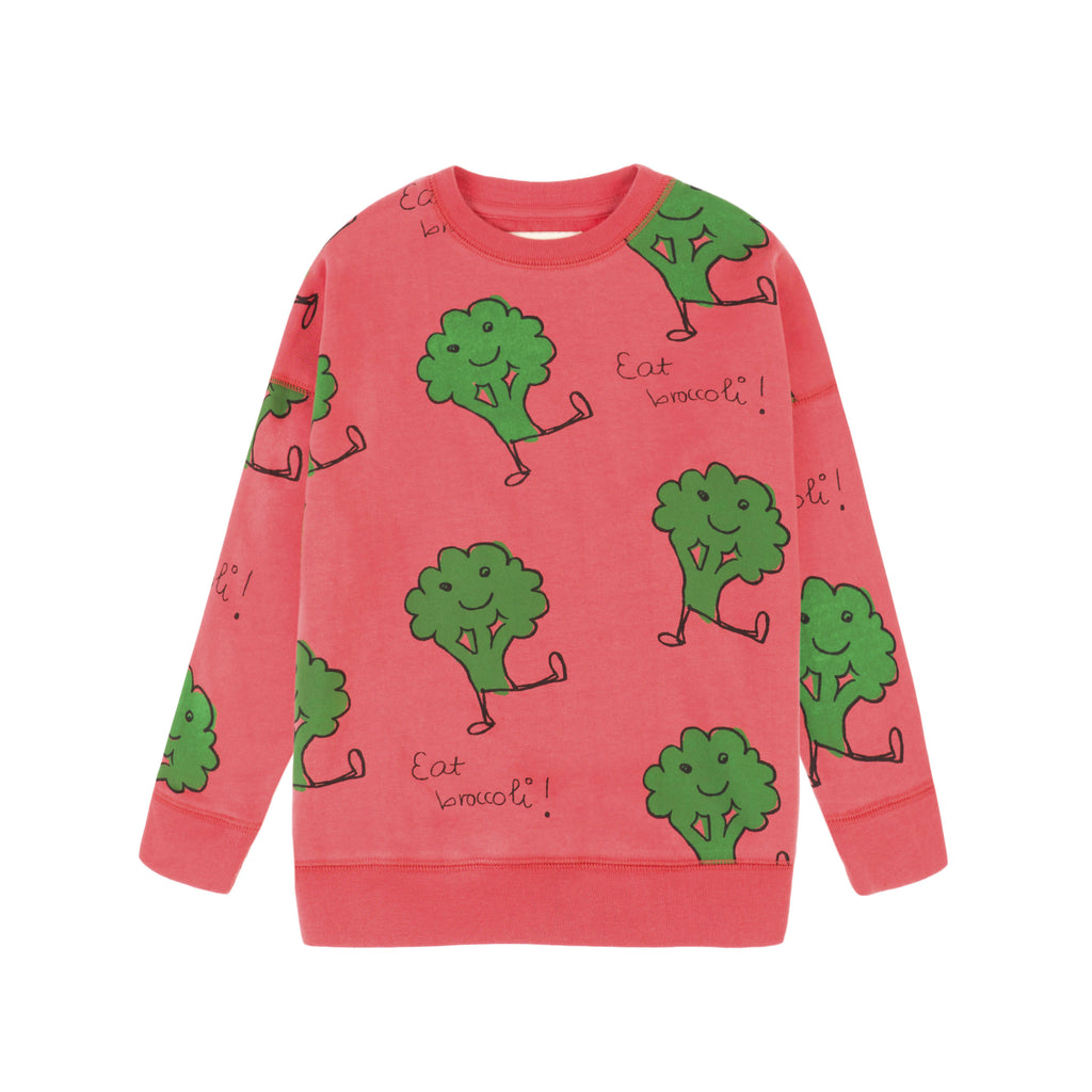 broccoli  - sweater