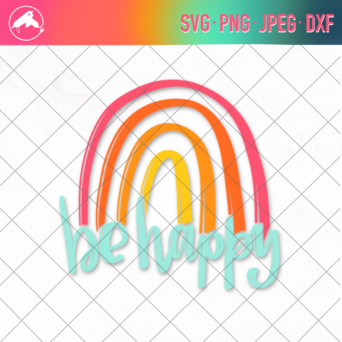 Be happy cut file