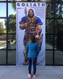 GOLIATH (60 in. x 129 in.) Life-Size
