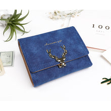 Deer  Leather Wallet