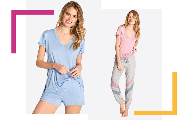PJ Salvage Loungewear Kollektion shape me
