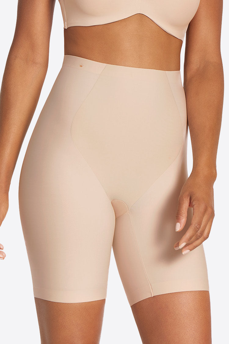 Triumph Medium Shaping series Panty L Vorne Nude