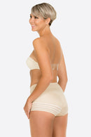 Magic Bodyfashion Bauchweg Slip Tummy Squeezer Creme Nude Hinten