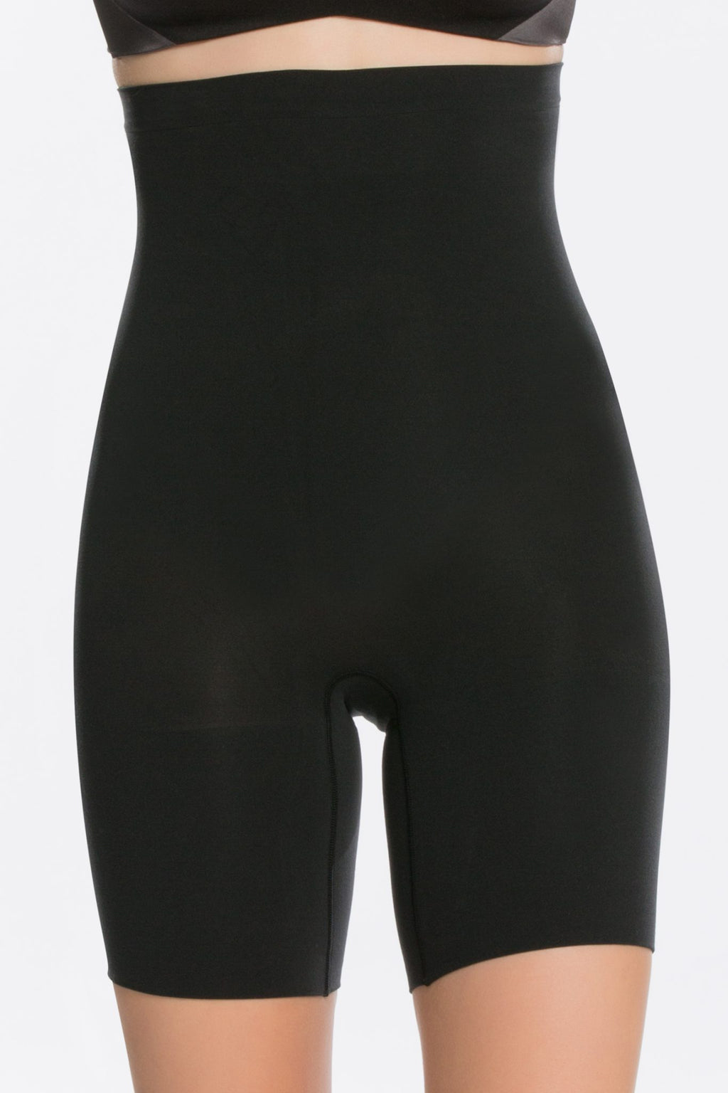SPANX Higher Power Short Schwarz Vorne