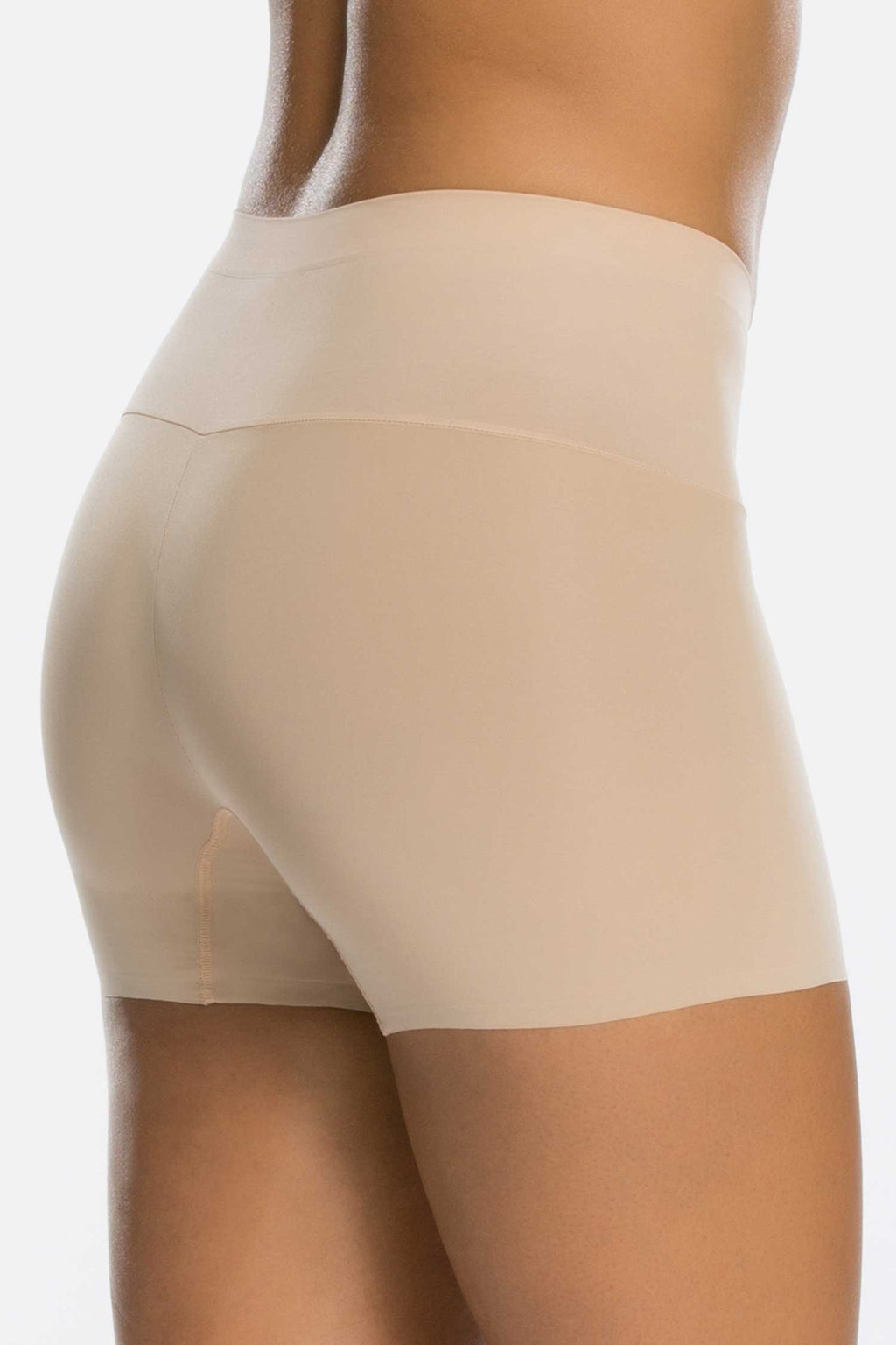 SPANX Shape My Day Girl Short Hautfarben Hinten